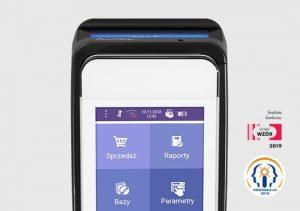 Dzięki Pospay, zrealizujesz płatności bezgotówkowe wykonywane kartami: magnetycznymi, chipowymi i zbliżeniowymi.