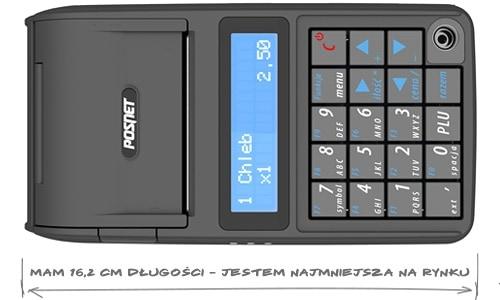 Mobilna kasa fiskalna Mobile HS
