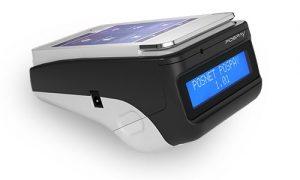 Pospay ONLINE mobilny, fiskalny terminal płatniczy jako drukarka diskalna