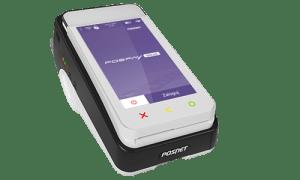Pospay ONLINE mobilny, fiskalny terminal płatniczy połączenie z crk