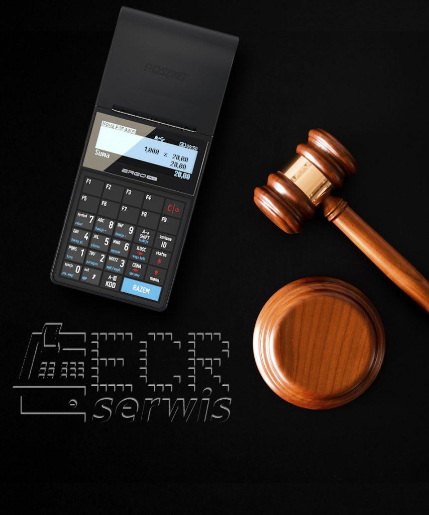 Kasa fiskalna Ergo online dla prawników